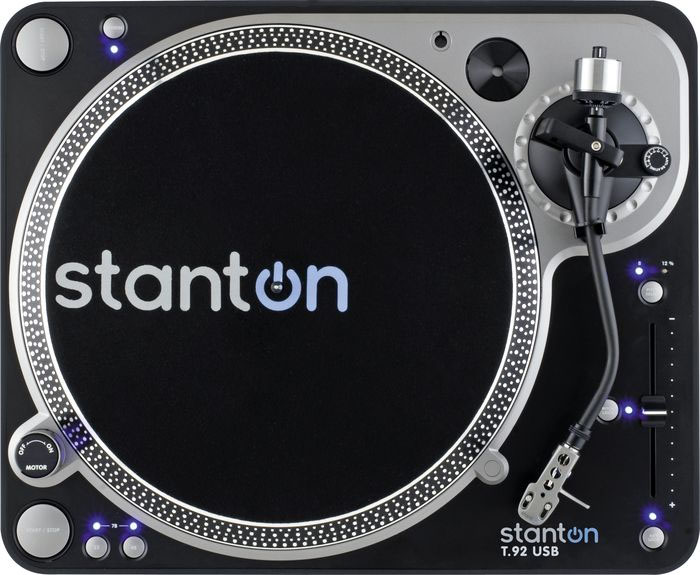 Stanton T.92-USB Top View