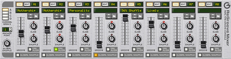 Propellerhead Reason 4.0 - Upgrade From any Previous Full Version Example View 3