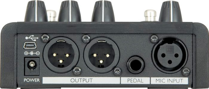 TC Helicon VoiceTone Create XT Rear View