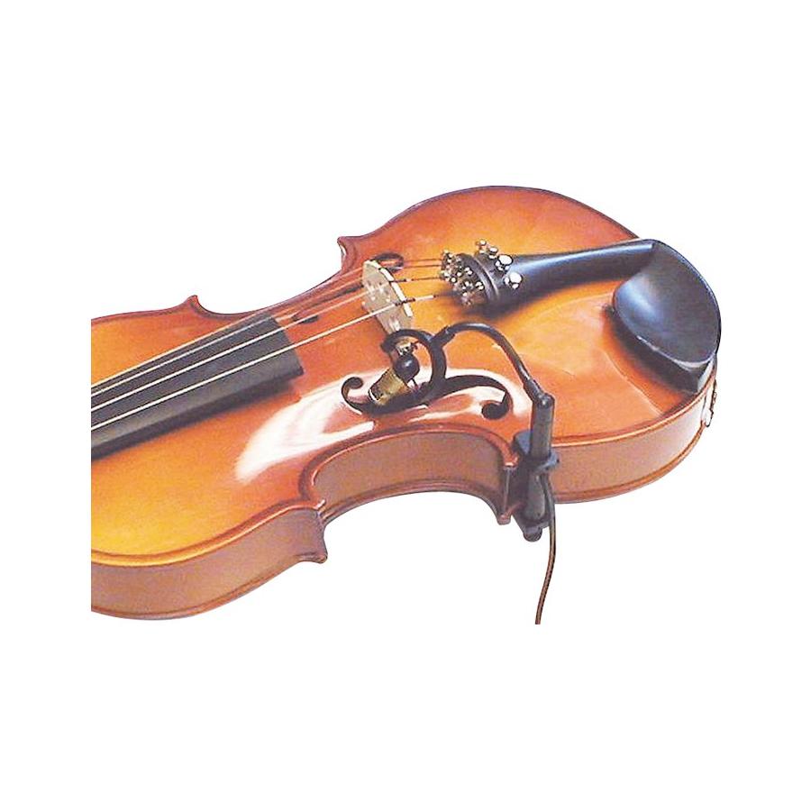 Mic on Violin