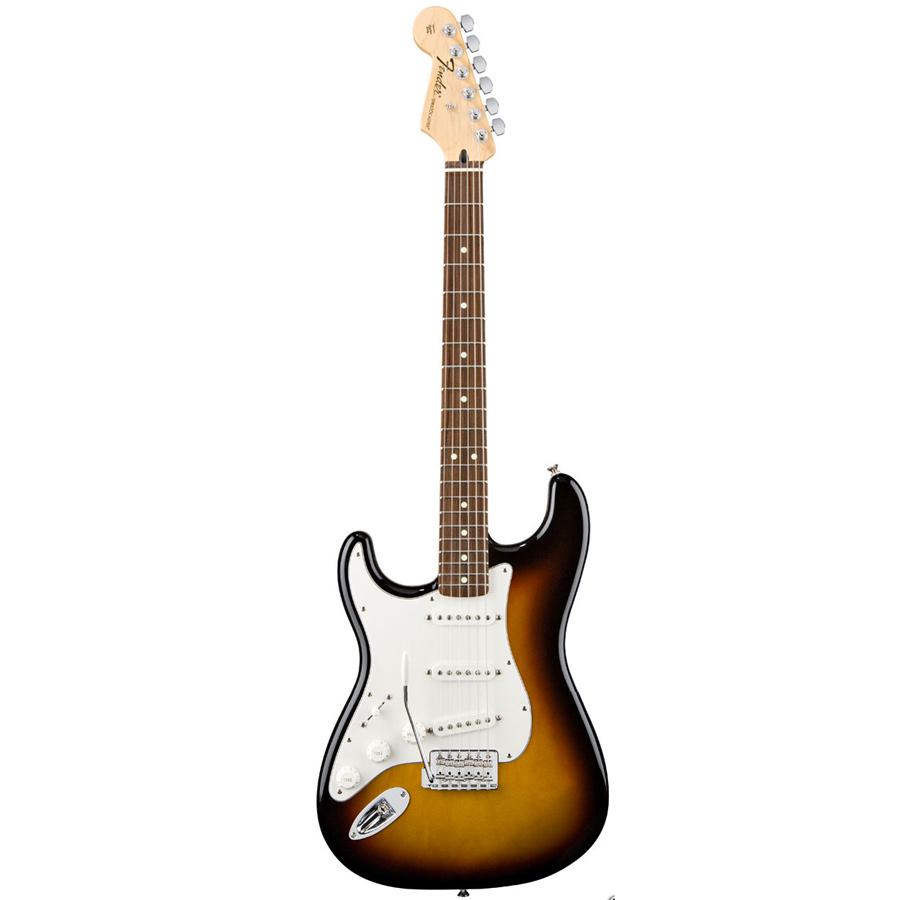 Standard Stratocaster® Left-Handed - Brown Sunburst/Rosewood Fretboard