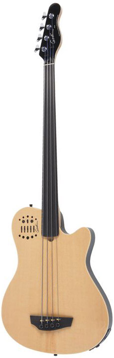 A4 Fretless with Synth Access