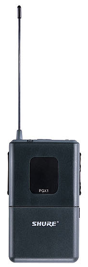 PGX1 Wireless Bodypack Transmitter