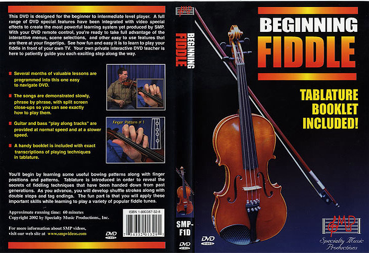 Beginning Fiddle (DVD)