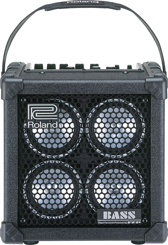 Micro Cube Bass RX - Black