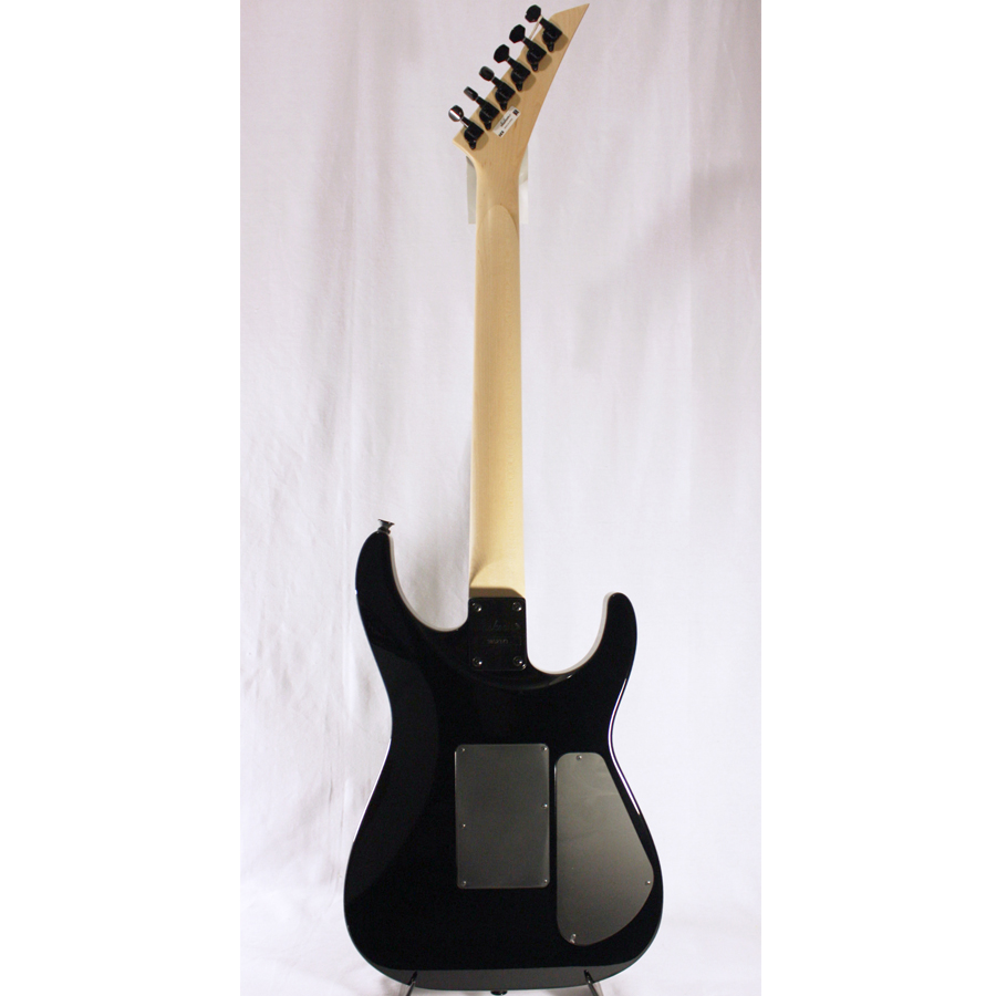 Jackson Pro Series Japan DK2L Dinky™ Left Hand - Black Rear View