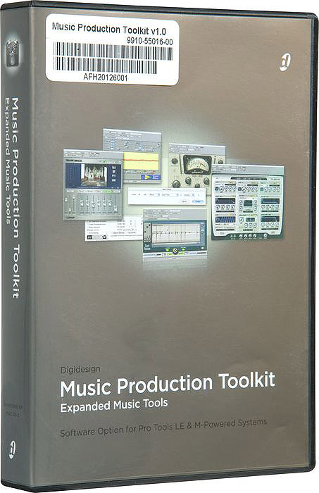 Music Production Toolkit