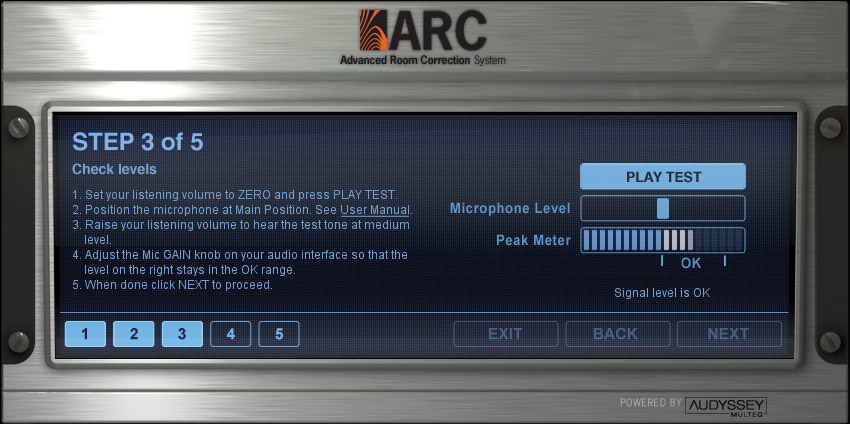 Ik Multimedia ARC Interface View 3