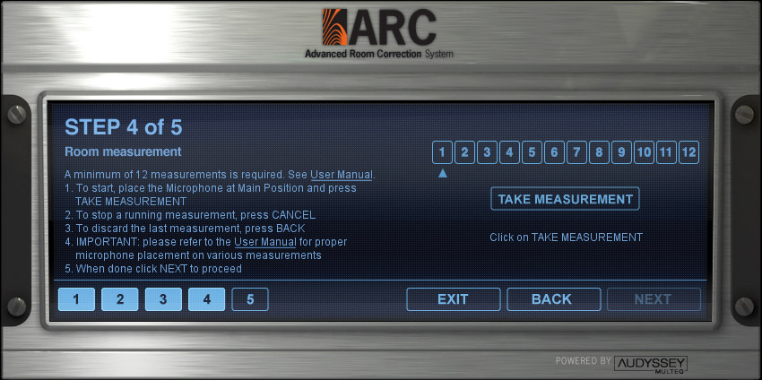 Ik Multimedia ARC Crossgrade Interface View 4