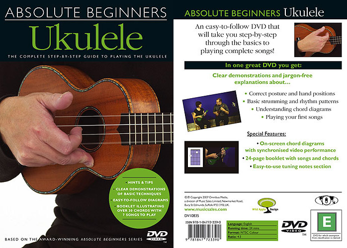 Absolute Beginners: Ukulele (DVD)
