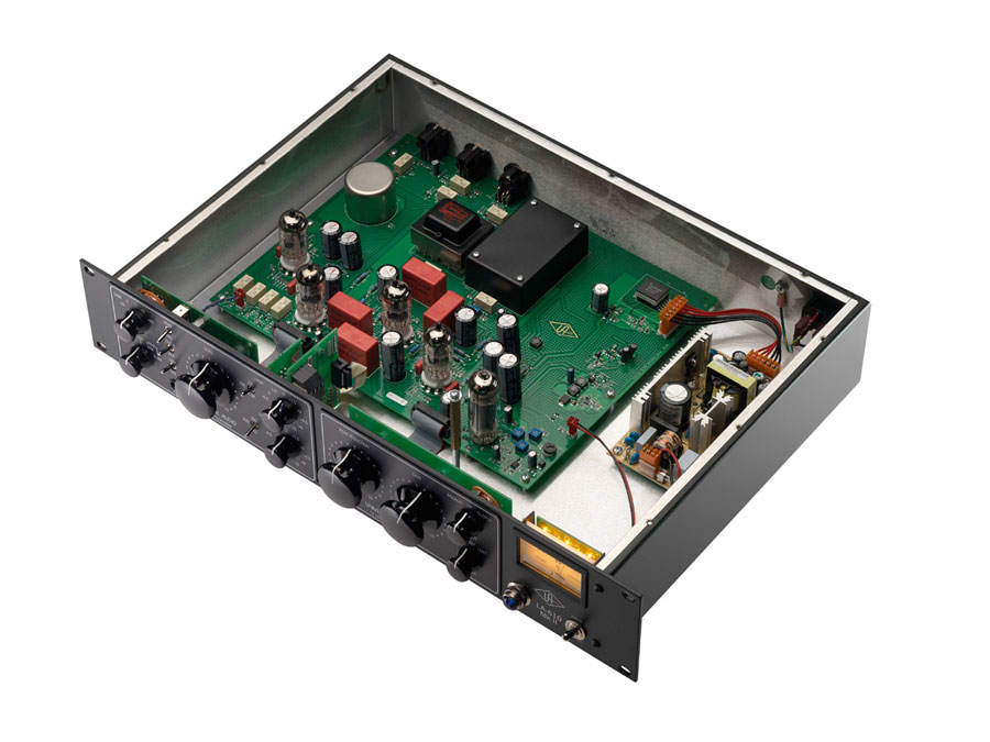 Universal Audio LA-610 MKII Inside View