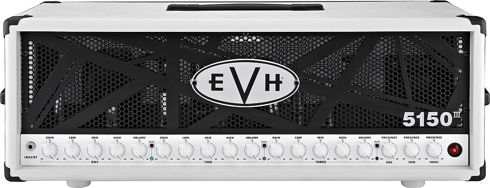5150 III™ Guitar Amplifier Head - Ivory