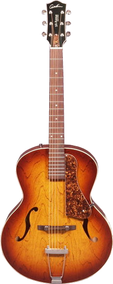 Godin 5th Avenue Archtop Cognac Burst