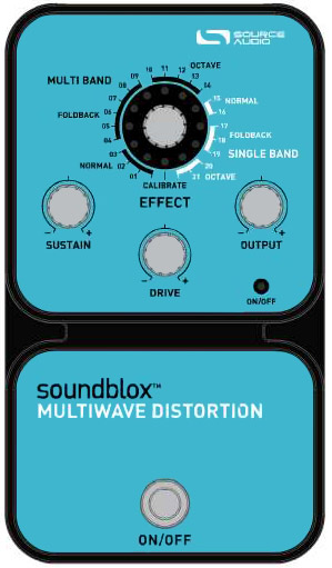 Soundblox Multiwave Distortion