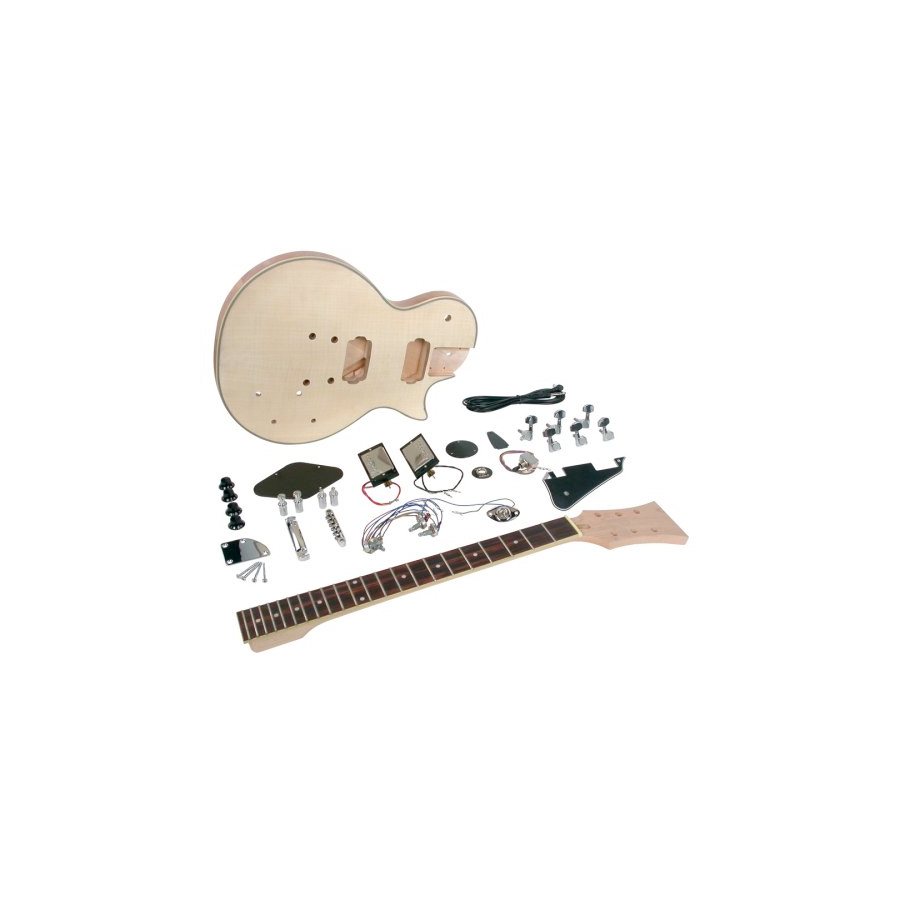 LC-10 Electric Guitar Kit