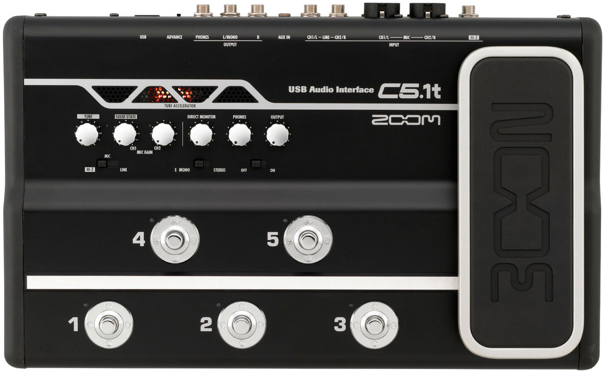 C5.1t ZFX Control Package (PC Only)