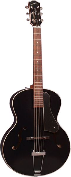 5th Avenue Archtop - Black