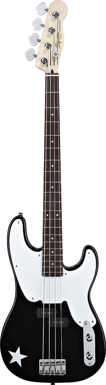 Mike Dirnt P Bass® - Black