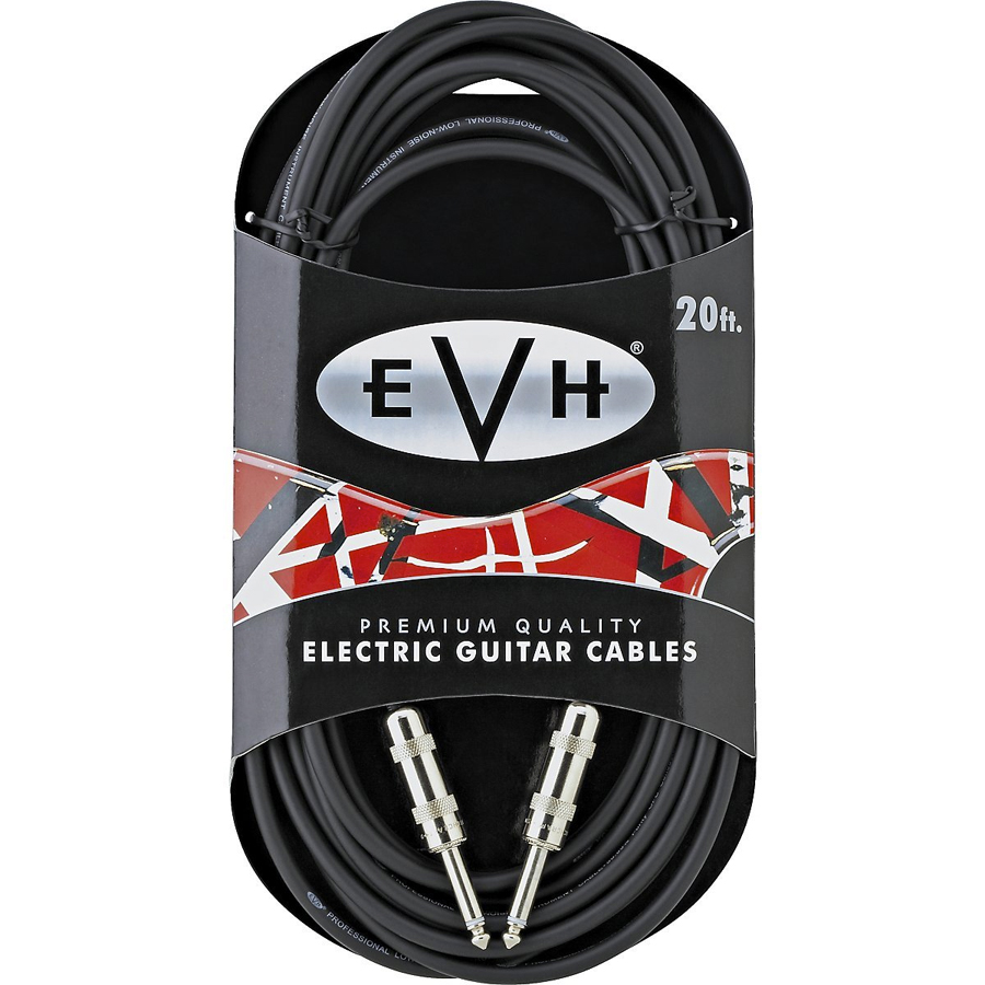 Eddie Van Halen Premium Guitar Cable - 20 Foot