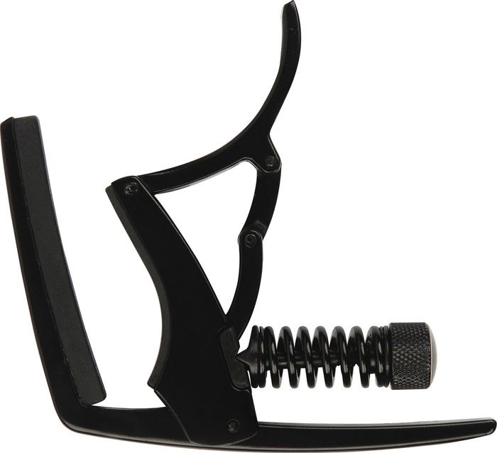 Dual Action Capo - Black