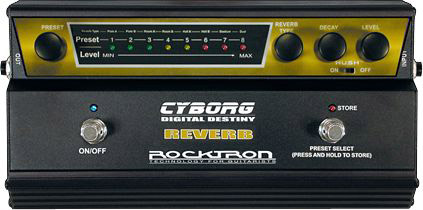 Cyborg Digital Reverb