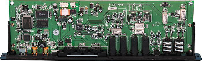 CME UF-400e Top View