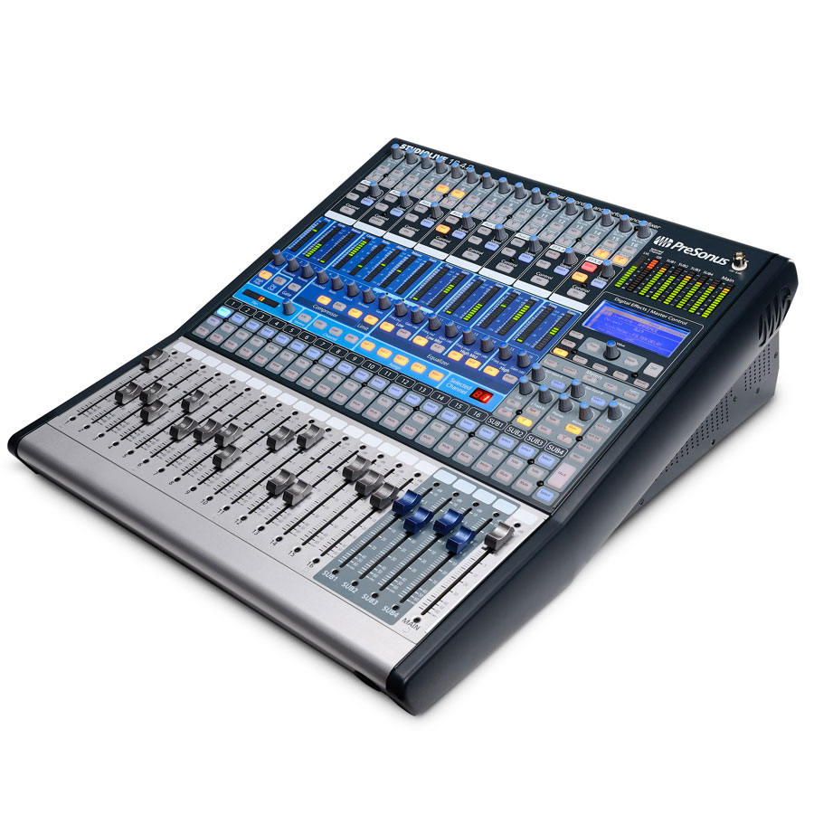 StudioLive 16.4.2 Mixer & FireWire Recording-Store Display