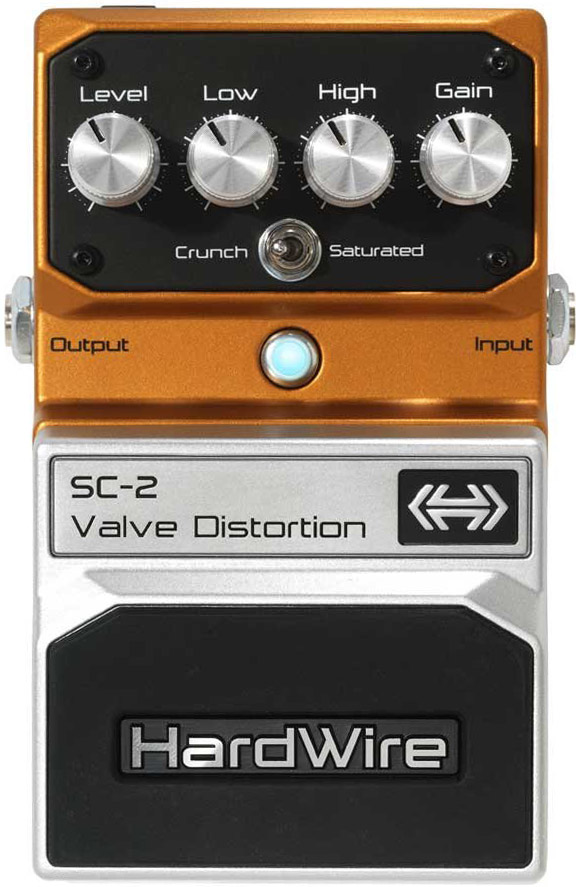 SC-2 Valve Distortion