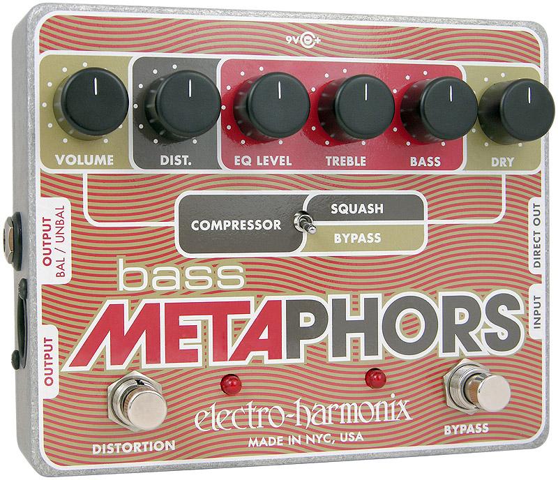 Bass Metaphors