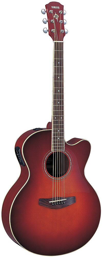 CPX500 - Dark Red Burst
