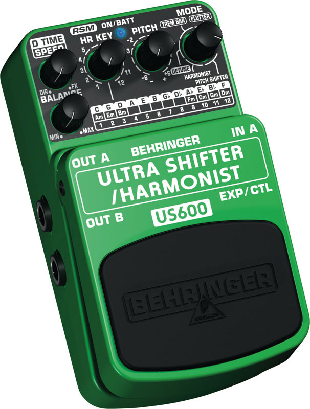 Ultra Shifter/ Harmonist US600