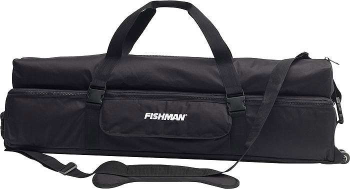 Fishman SoloAmp PA System Bag View