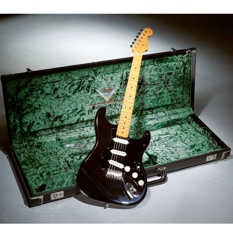 Fender David Gilmour Signature Series Stratocaster® Relic w/ Case