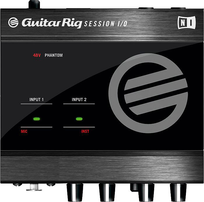 Native Instruments Guitar Rig SESSION - Full Version Interface View