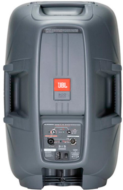 JBL EON 315 Back View