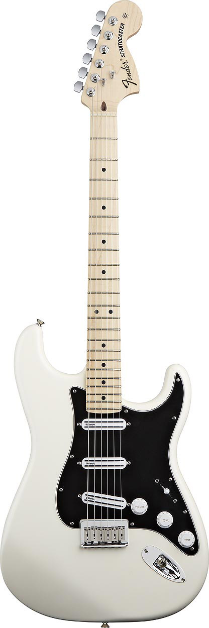 Billy Corgan Stratocaster® - Olympic White