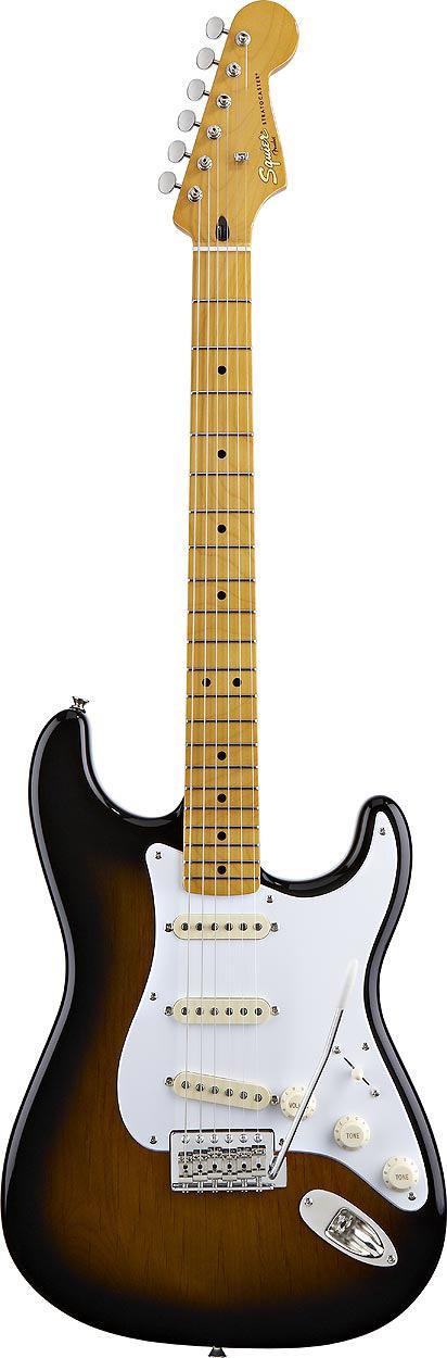 Classic Vibe Stratocaster 50s - 2-Color Sunburst