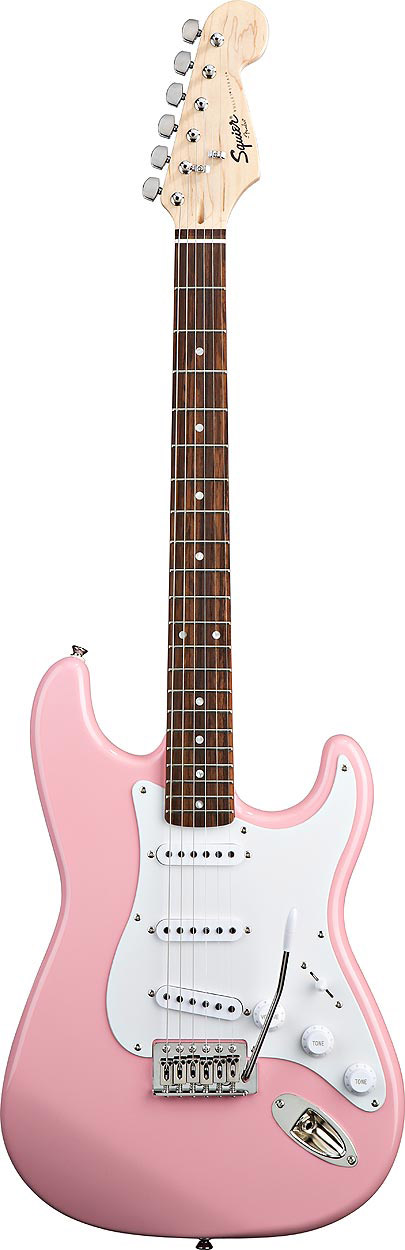 Bullet Stratocaster with Tremolo - Pink