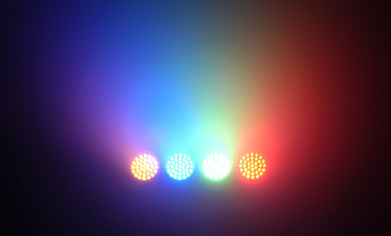 Chauvet DJ DJ Bank Effects View