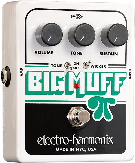 Big Muff Pi with Tone Wicker