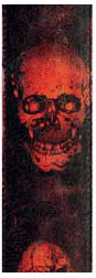 Planet Waves Stoned Guitar Straps Horror Show