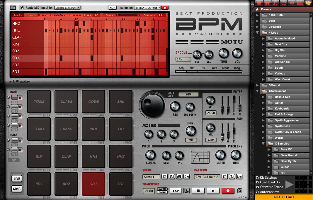 BPM Beat Production Software
