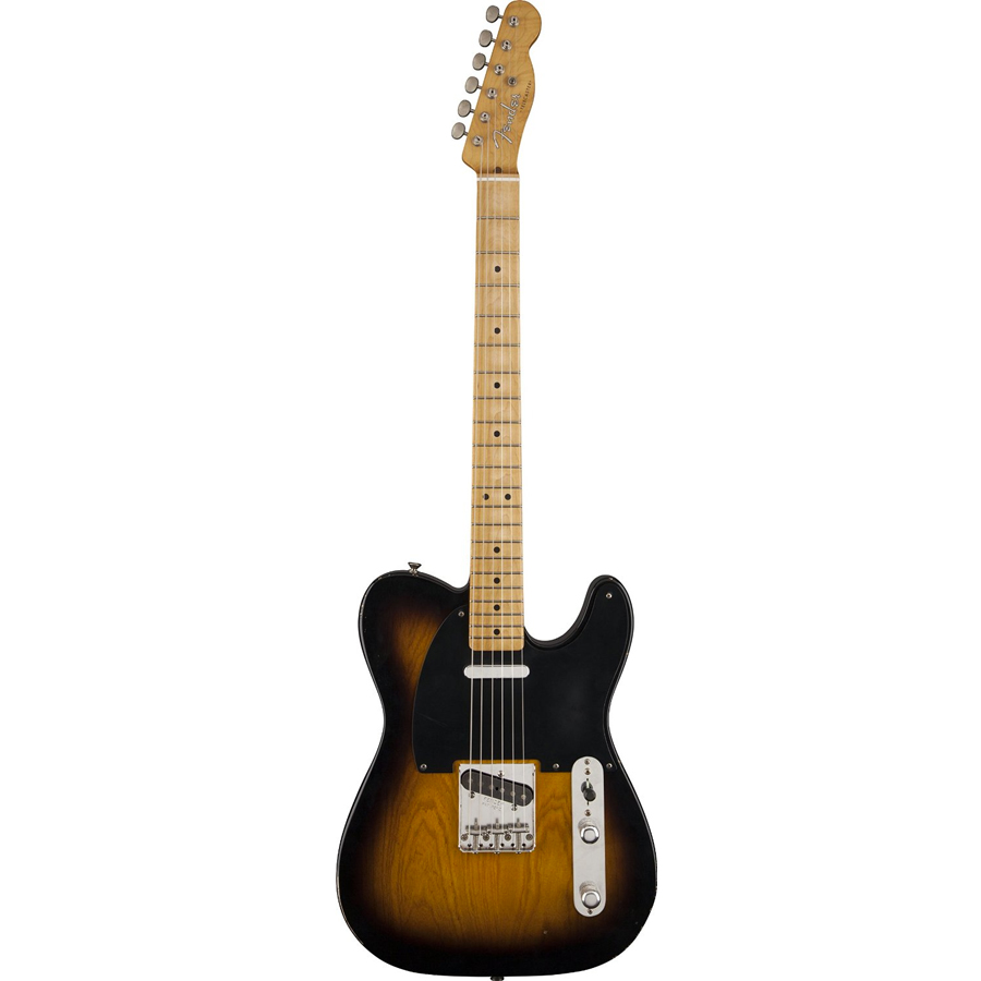 Road Worn Relic 50s Telecaster - 2-Color Sunburst - Maple