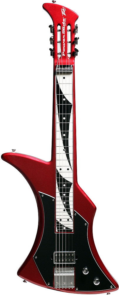 Power Slide Guitar - Red