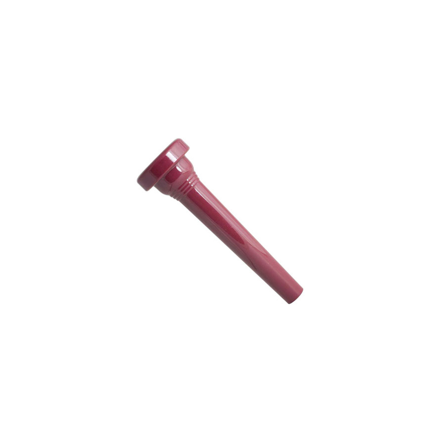 7C Trumpet Mouthpiece - Marching Maroon