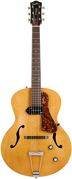 Godin 5th Avenue Kingpin P-90 Natural
