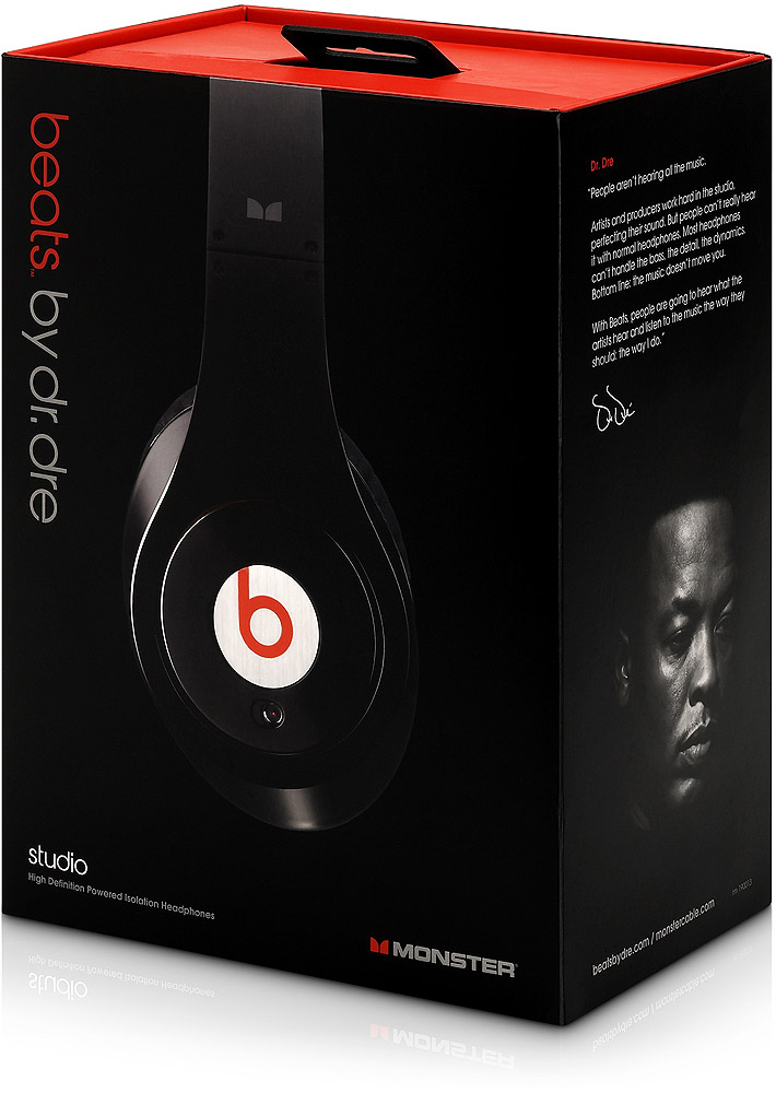 Monster Studio Beats by Dr Dre View 3