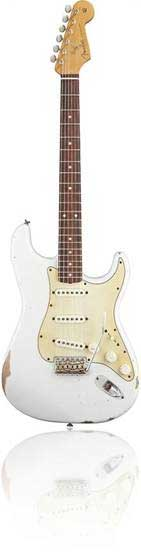 Road Worn™ 60s Stratocaster® - Olympic White