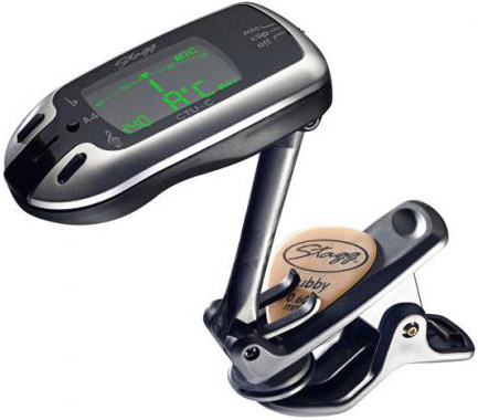 CTU-C Clip-on Tuner