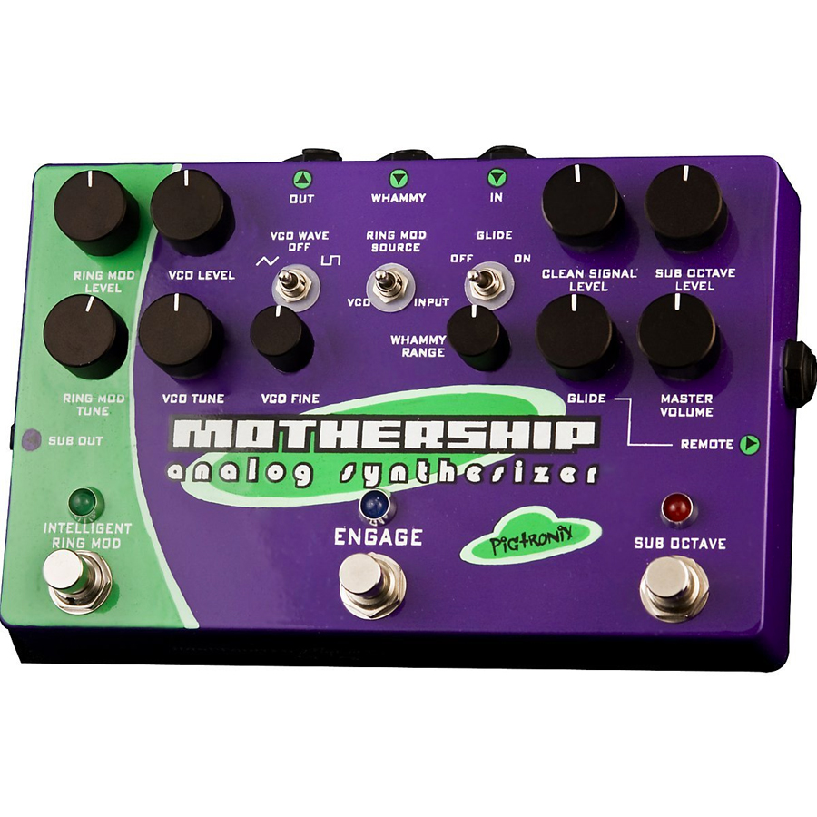 Mothership Analog Synthesizer